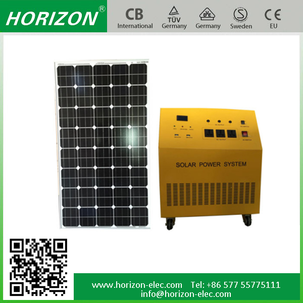 3000W solar power system home 200AH Battery solar energy system run TV,Fan,refrigerator,solar panel for home <strong>electricity</strong>