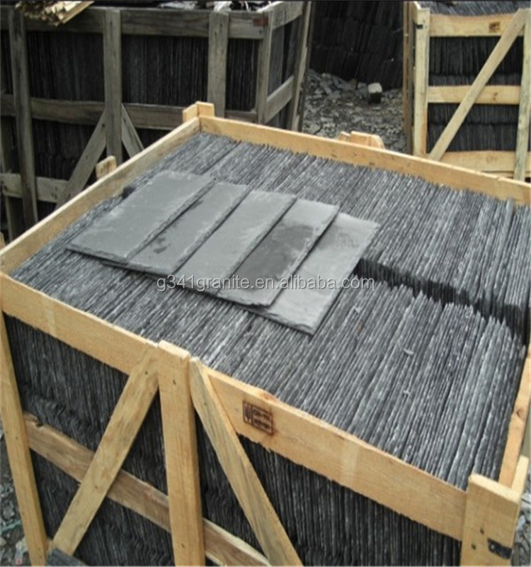 Popular building stones green china roofing slate