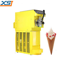Newest small table model soft serve ice cream machine