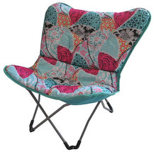 Luxury beautiful folding butterfly chair