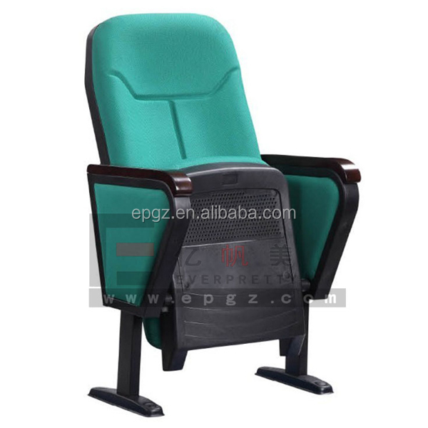 wholesale commercial furniture church chairs with fabric