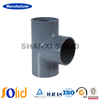 UPVC Drainage Equal Tee Pipe Fittings for Water Supply