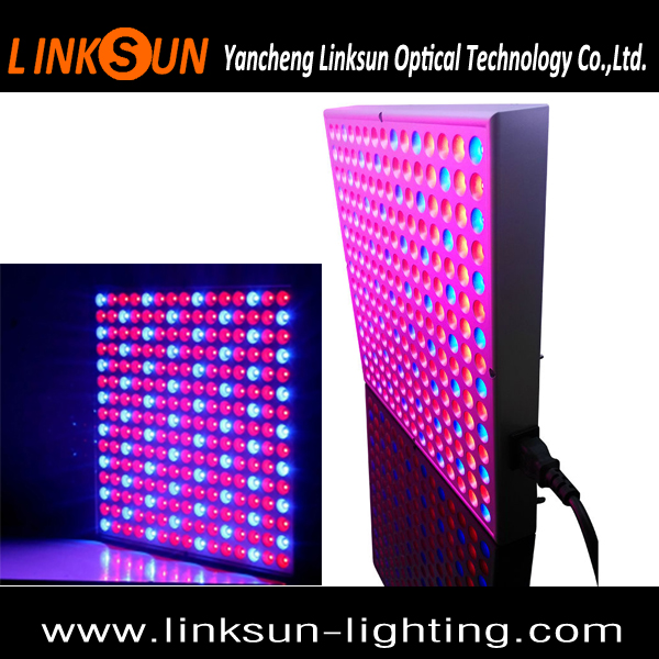 2016 New LED Grow Panel 45W Led Grow Light for Flowers Grow Box Tent Greenhouse Grows Lighting