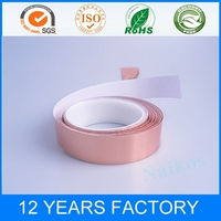 Best Price Professional Manufacturer Conductive Acrylic Adhesive Copper Foil Tape