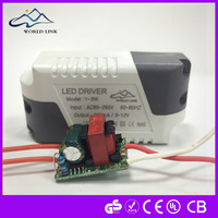 9W AC-DC Constant Current LED Driver with ELV Dimmer