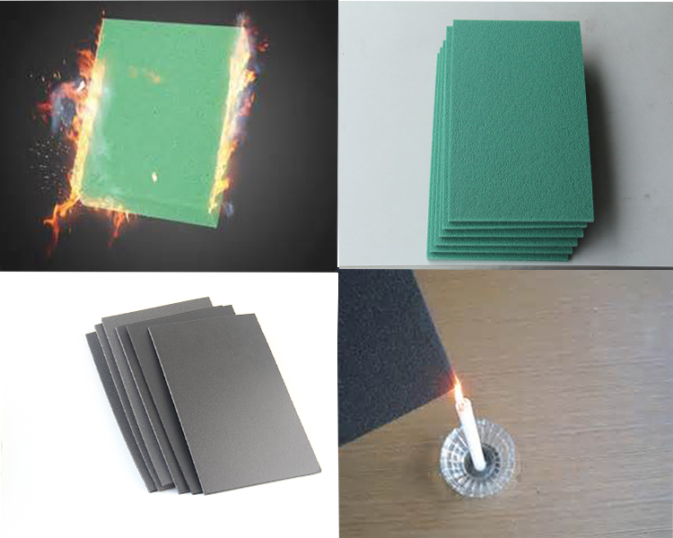 Waterproof Ldpe Door Trim Polyethylene Insulation Board Acoustic Foam