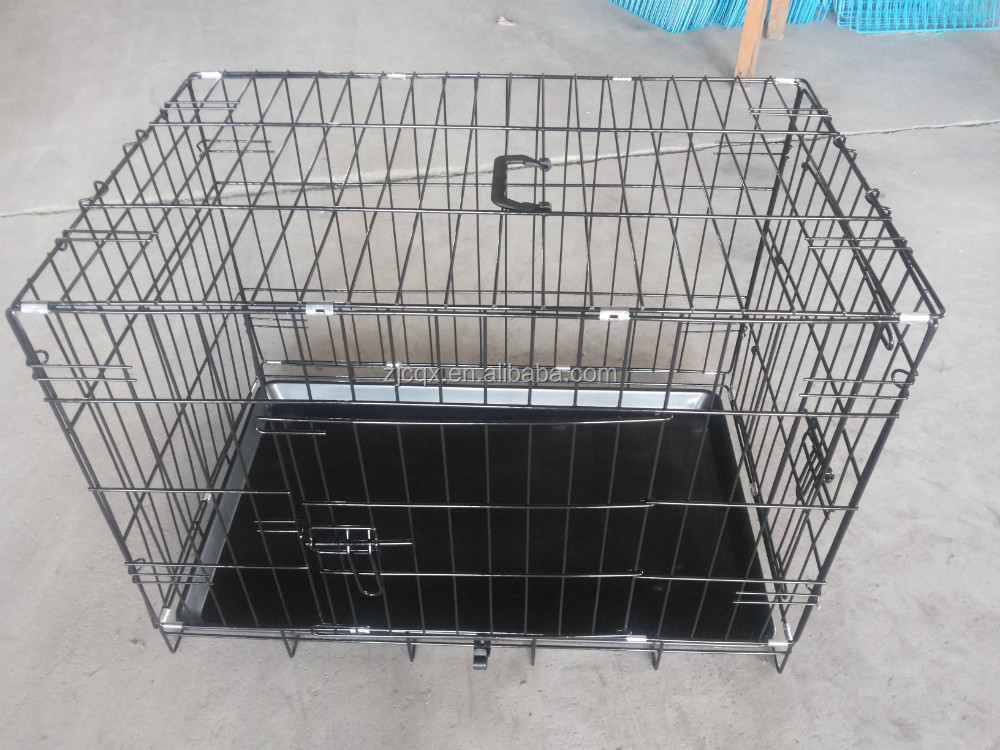 high quality steel wire dog house dog crate