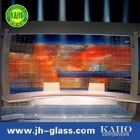 high-end luminescent glass suppliers led recessed lighting crystal glass
