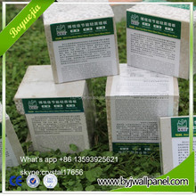 fast construction decorative concrete blocks wall