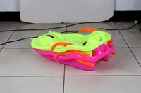 plastic snow sled snow slider snowboard for kids