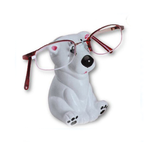 New product for 2015 dog design decorative table Eyeglasses Holder