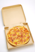 Greaseproof Cheap Pizza Box For Sale