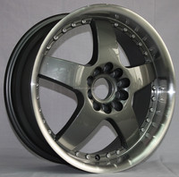 17 inch big lip alloy wheel rim