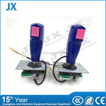 usb network joystick control for pc front loader