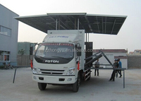 cheaper price foton mini truck/foton wing van truck/foton dump truck for hot sale