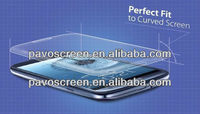 Anti-scratch high clear transparent screen protector for Samsung Galaxy S4 i9500