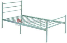 2016 Cheap Stainless Steel King Bed Frame Bed Room Furniture Modern Bedroom Furniture Steel Bed