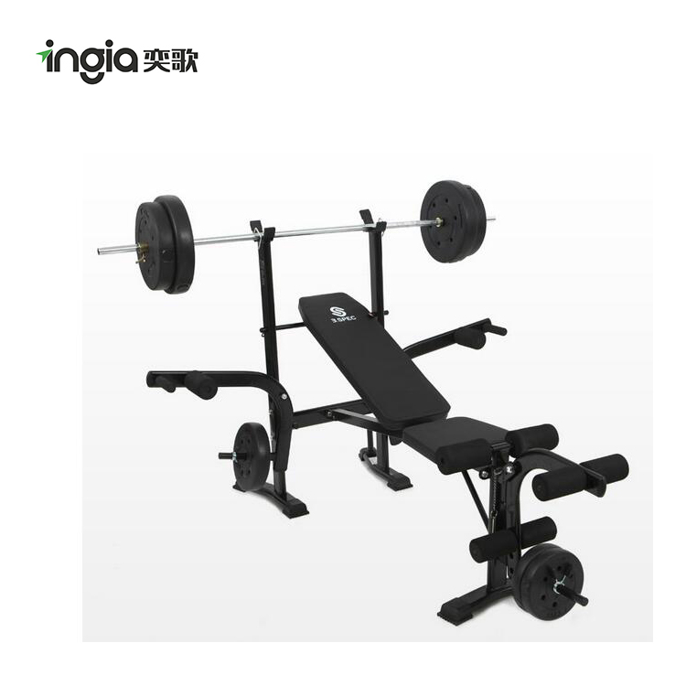 Adjustable Excel Exercise Training Flat Weight Lifting Bench