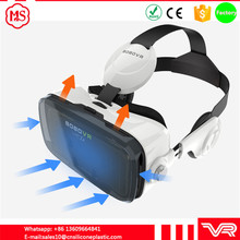 Bobovr Z4 Pro Z4 mini 3D Glasses Virtual Reality Goggles Headphones Gear Bobo VR Z4 mini VR Box 2.0 for iphone