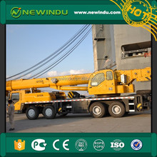 dump truck with crane QY50K China brand 50 ton truck crane sale