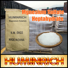 Huminrich Water soluble Magnesium Sulphate Heptahydrate Mgso4 7h2o Dead Sea Salt