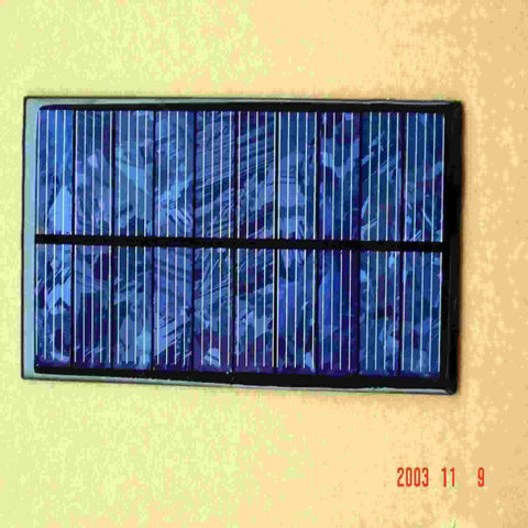 High efficiency 10W small poly solar panel with aluminum frame