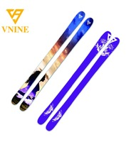 2019 winter outdoors sport Skis Custom adult Twintip Skis