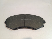 Top Quality Carbon Fiber Car brake pads for rough road