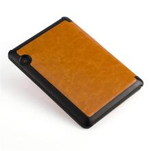For Amazon Hot Sale Pu Leather Kindle 7 Case for kindle Paperwhite Case