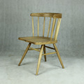 Wood Timber Bistro Chair C1353