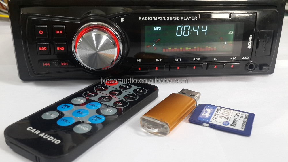 mp3 converter for car cd player 7388IC high power output with usb/sd JX-1210