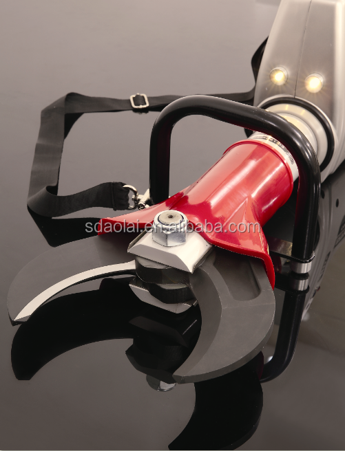 Fire fighting equipment hydraulic C cutter fire and rescue equipment