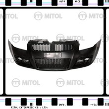 For SUZUKI SWIFT Front Bumper W/LED Daylight 05-10 GTI Car Body Kits