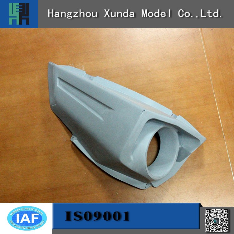 Professional make car prototype cnc machining parts