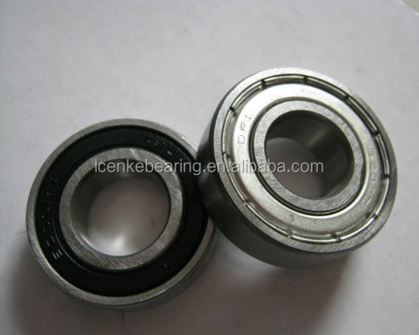China brands single row deep groove ball bearing 6201