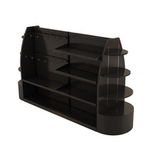 Makeup Display Stand Cosmetic Equipement Store Shelf