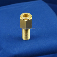 Brass Voss Type Fitting Plug Air Fittings Quick Connector
