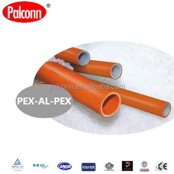1620 pex al pex overlapped welding compasite pipe for hot for Pex pipe for hot water heating
