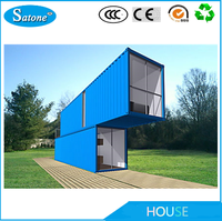 well Finished popular Prefabricated living container house