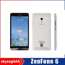 "ZenFone 6 for Dual Core 2.0GHz Android 4.3 Mobile Phone 6.0"" IPS Screen"