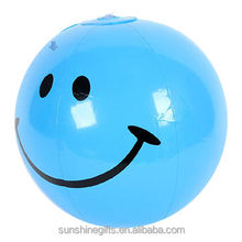 China wholesale supplier custom logo Inflatable giant beach balls 36 inch for kids