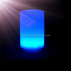 touch sensor led table lamp with mini speaker,singing table speaker,bluetooth speaker