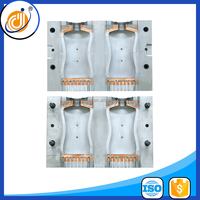 HDPE plastic blowing shampoo bottle mould