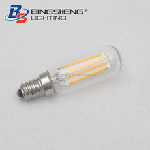 T25 Ceiling Light Elegant Led Filament Glass Cover E14 Mini Bulb