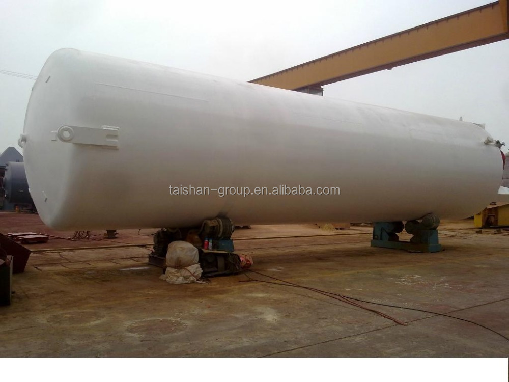 The leading manufacturer of carbon steel stainless steel CNG storage tank pressure vessel