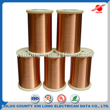 Electrical Wires Enamelled Copper Clad Aluminium Wire Ultra Thin CCA Wire Manufacturer