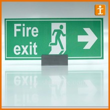 High quality All kinds of die cut fire exit board