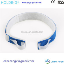 Holding Surgical Disposable Tracheostomy Tube Holder for Patient