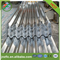 corrugated aluminum siding for roof