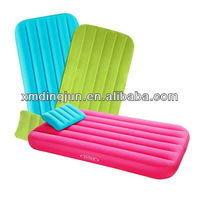 Cozy kidz inflatable airbed, comforatable kids air beds, colorful air filled air beds mattress